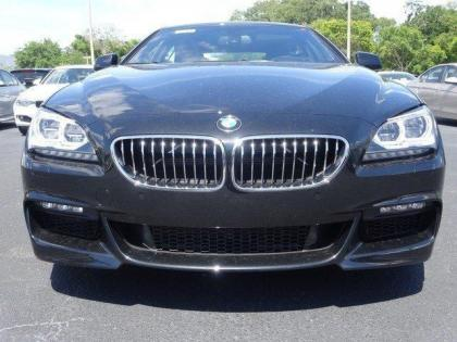 2015 BMW 640 I GRAN COUPE - BLACK ON BLACK 2