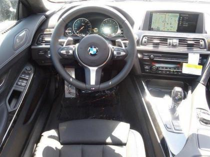 2015 BMW 640 I GRAN COUPE - BLACK ON BLACK 6