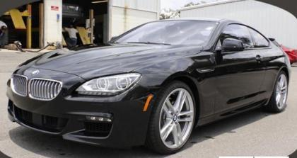 2015 BMW 650 ! - BLACK ON BLACK 3