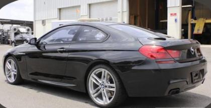 2015 BMW 650 ! - BLACK ON BLACK 4