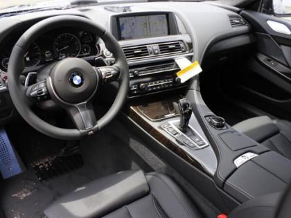 2015 BMW 650 ! - BLACK ON BLACK 6