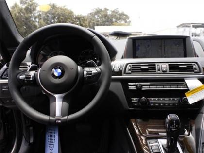 2015 BMW 650 ! - BLACK ON BLACK 7