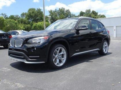 2015 BMW X1 SDRIVE 28I - BLACK ON GRAY 1