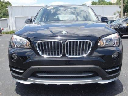 2015 BMW X1 SDRIVE 28I - BLACK ON GRAY 3