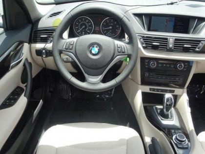 2015 BMW X1 SDRIVE 28I - BLACK ON GRAY 6