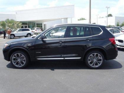 Export New 2015 Bmw X3 Xdrive28i Black On Black
