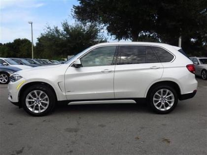 export new 2015 bmw x5 xdrive35i white on brown. Black Bedroom Furniture Sets. Home Design Ideas