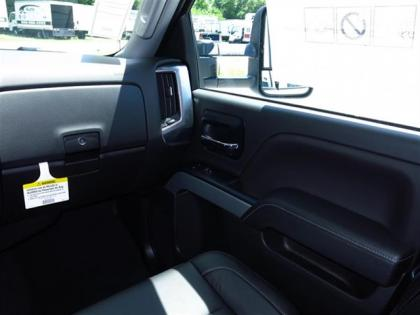 2015 CHEVROLET SILVERADO 2500HD - SILVER ON BLACK 6