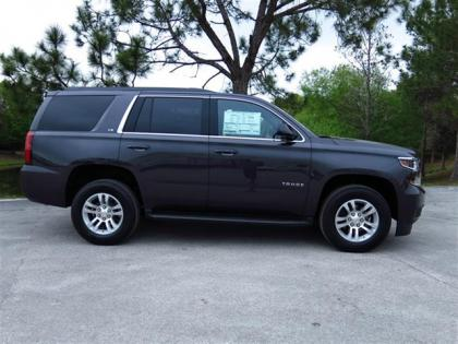 2015 CHEVROLET TAHOE LS - BLACK ON BLACK 2