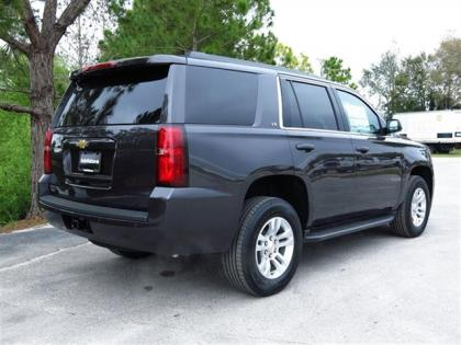 2015 CHEVROLET TAHOE LS - BLACK ON BLACK 3