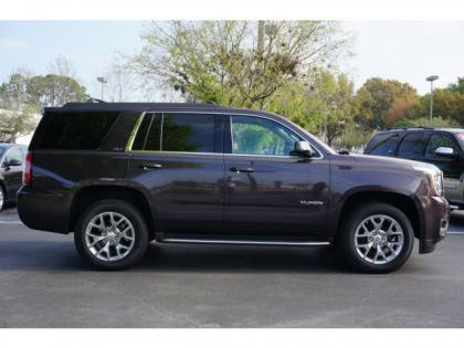 2015 GMC YUKON SLT - BLACK ON BLACK 2