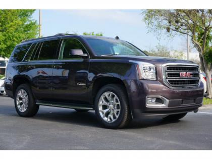 2015 GMC YUKON SLT - BLACK ON BLACK 8