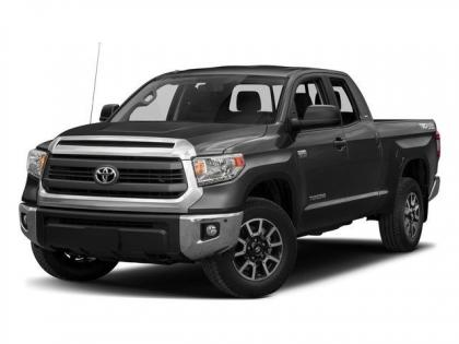 2017 TOYOTA TUNDRA SR5 - GREY ON BLACK