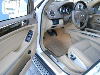 2012 MERCEDES BENZ GL550 4MATIC - WHITE ON CASHMERE 3