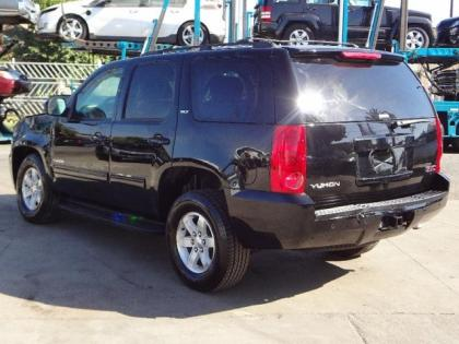 2013 GMC YUKON SLT - BLACK ON BLACK 4