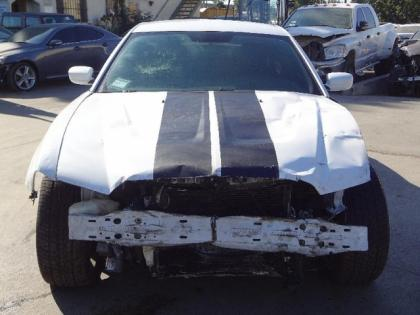 2011 DODGE CHARGER SXT - WHITE ON GRAY 2