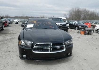 2013 DODGE CHARGER R/T AWD - BLACK ON BLACK 6