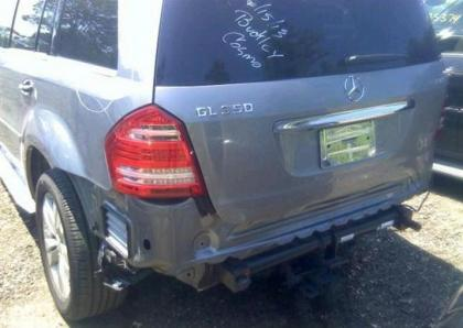 2011 MERCEDES BENZ GL350 BLUETECH - GRAY ON BEIGE 6