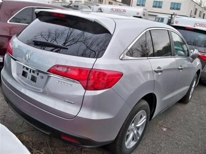export salvage 2013 acura rdx technology package silver on black. Black Bedroom Furniture Sets. Home Design Ideas