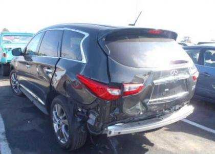 2013 INFINITI JX35 BASE - GREEN ON BROWN 3
