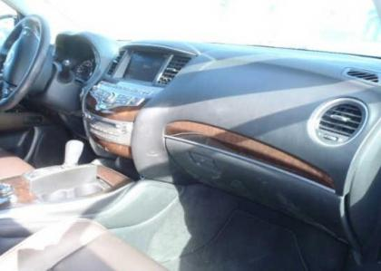 2013 INFINITI JX35 BASE - GREEN ON BROWN 5