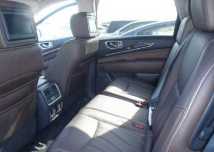 2013 INFINITI JX35 BASE - GREEN ON BROWN 7