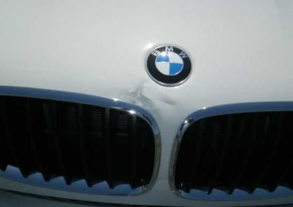 2011 BMW X6 BASE - WHITE ON RED 6