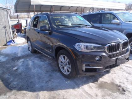 2014 BMW X5 XDRIVE35I - BLACK ON BLACK 1