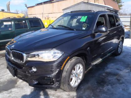 2014 BMW X5 XDRIVE35I - BLACK ON BLACK 2