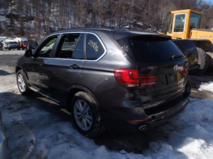 2014 BMW X5 XDRIVE35I - BLACK ON BLACK 3