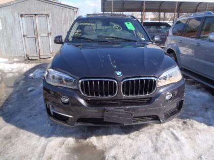 2014 BMW X5 XDRIVE35I - BLACK ON BLACK 8
