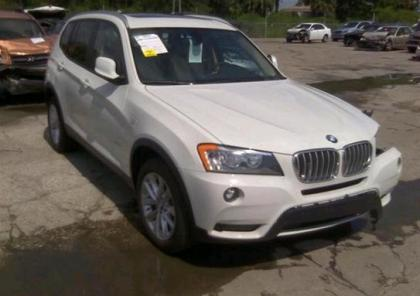 2014 BMW X1 XDRIVE28I - WHITE ON BEIGE
