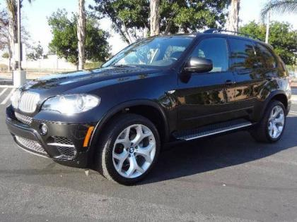 2011 BMW X5 XDRIVE 35D - BLACK ON BLACK