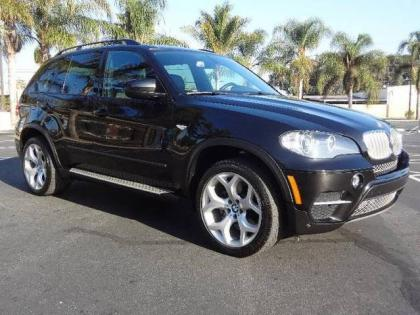 Export Salvage 2011 Bmw X5 Xdrive 35d Black On Black