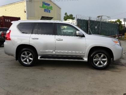 ... 2012 LEXUS GX460 PREMIUM   SILVER ON BLACK 3 ...