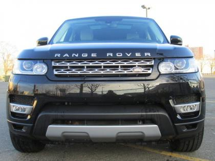 2014 LAND ROVER RANGE ROVER SPORT SUPERCHARGED - BLACK ON WHITE 3