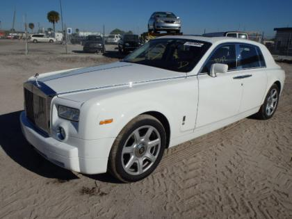 2008 ROLLS ROYCE PHANTOM BASE - WHITE ON WHITE 2