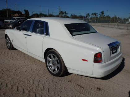 2008 ROLLS ROYCE PHANTOM BASE - WHITE ON WHITE 3