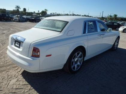 2008 ROLLS ROYCE PHANTOM BASE - WHITE ON WHITE 4