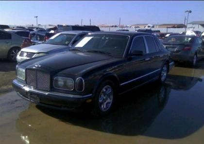 1999 BENTLEY ARNAGE BASE - BLACK ON BLACK 2