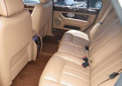 2007 BENTLEY ARNAGE R - WHITE ON BEIGE 8