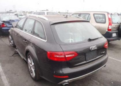 2013 AUDI ALLROAD 2.0T - BLACK ON BLACK 3