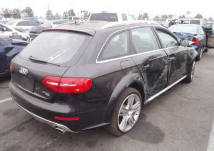 2013 AUDI ALLROAD 2.0T - BLACK ON BLACK 4