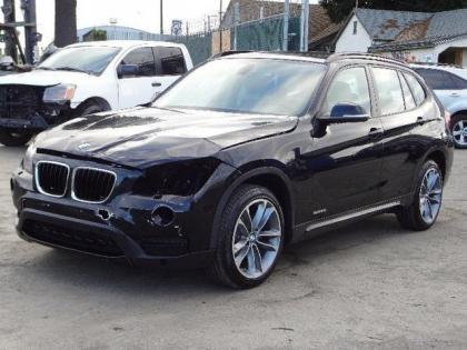 2013 BMW X1 XDRIVE28I - BLACK ON BLACK 1