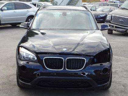 2013 BMW X1 XDRIVE28I - BLACK ON BLACK 2