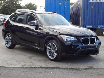 2013 BMW X1 XDRIVE28I - BLACK ON BLACK 3