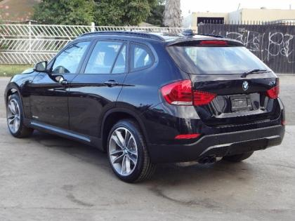 2013 BMW X1 XDRIVE28I - BLACK ON BLACK 4