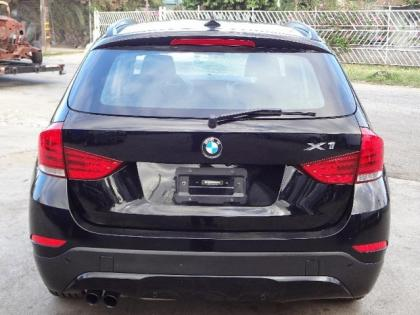2013 BMW X1 XDRIVE28I - BLACK ON BLACK 5