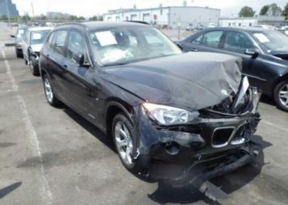 2013 BMW X1 SDRIVE28I - BLACK ON BEIGE