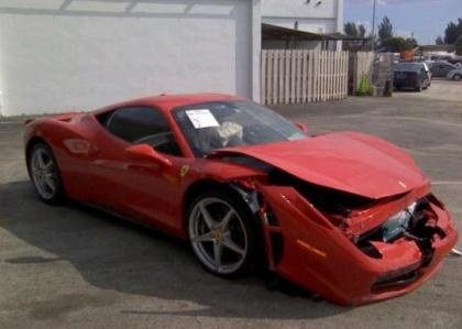Damaged Cars For Sale In Canada